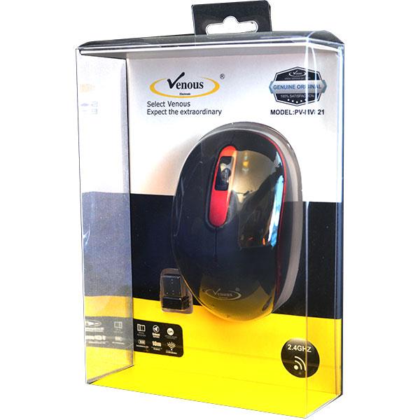 ماوس بی سیم ونوس مدل MV821