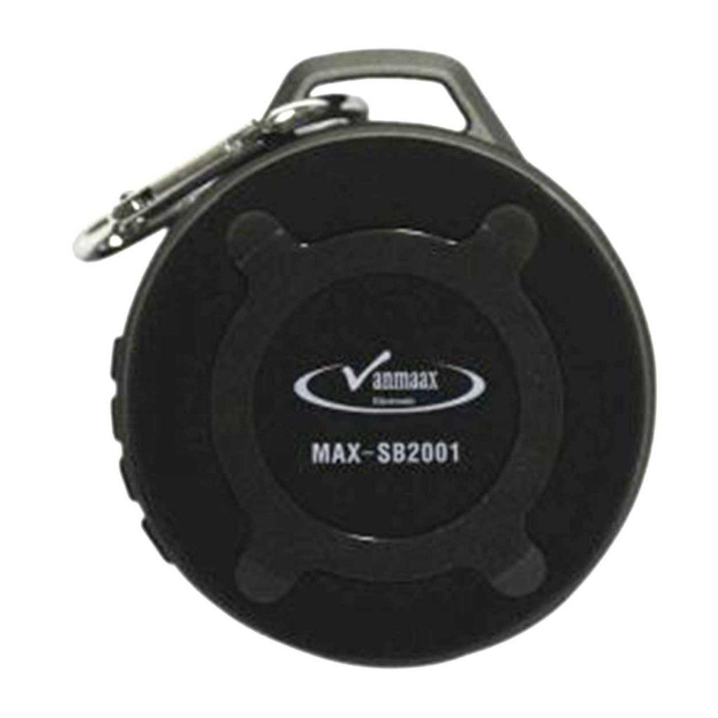 اسپیکر شارژی بلوتوثی قابل حمل Vanmaax مدل MAX 2001