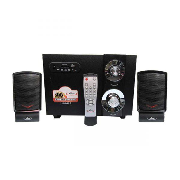 اسپیکر 3 تیکه لپ تاپی، رم و فلش خور بلوتوثی ونوس مدل PV-1340
