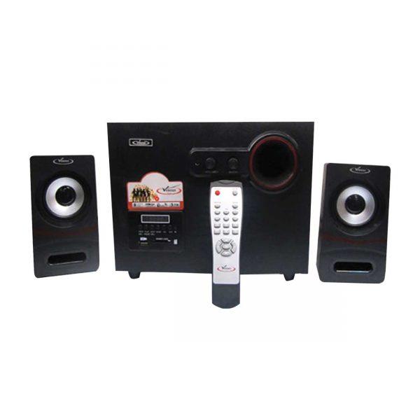 اسپیکر ۳ تیکه لپ تاپی، رم و فلش خور بلوتوثی ونوس مدل PV-1360