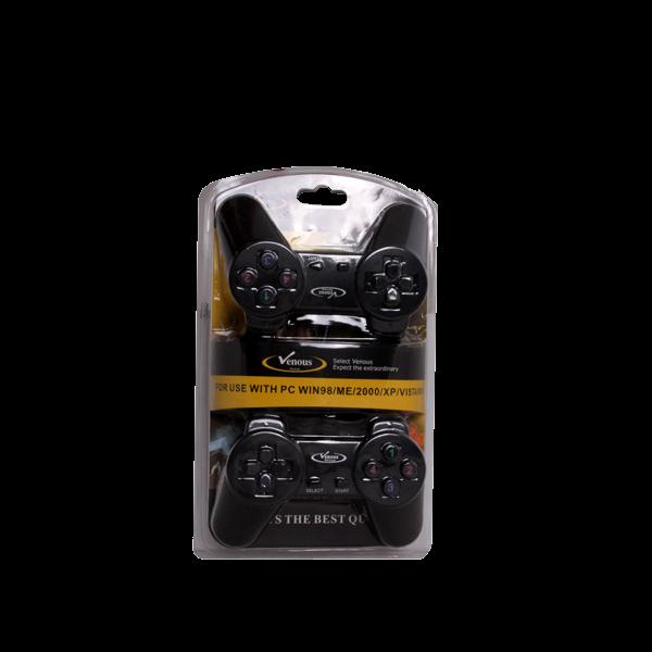 گیم پد دوبل ساده ونوس مدل PV-8838