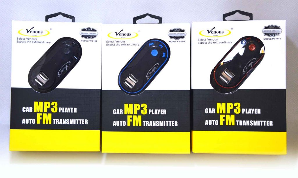 اف ام پلیر ونوس FM Player Venous PV-K148