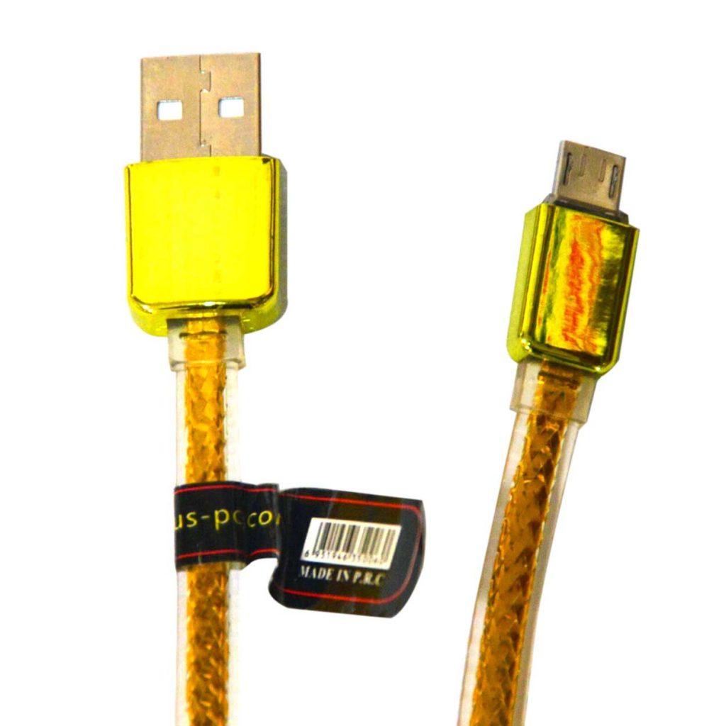 کابل شارژ و دیتای ونوس مدل PV-K348