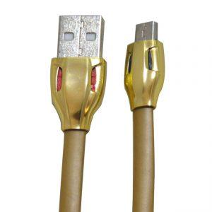 کابل شارژ و انتقال دیتا USB2 تخت ونوس مدل PV-K353