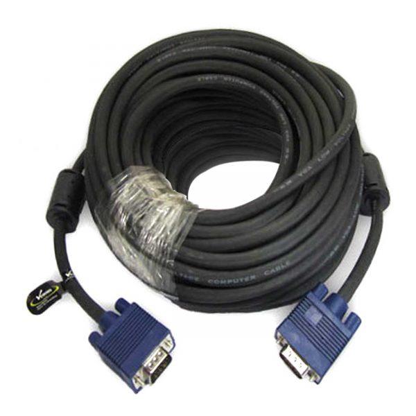 کابل VGA سی متری ضخیم ونوس (VENOUS) مدلPV-K130 (کیفیت عالی) بدون نویز