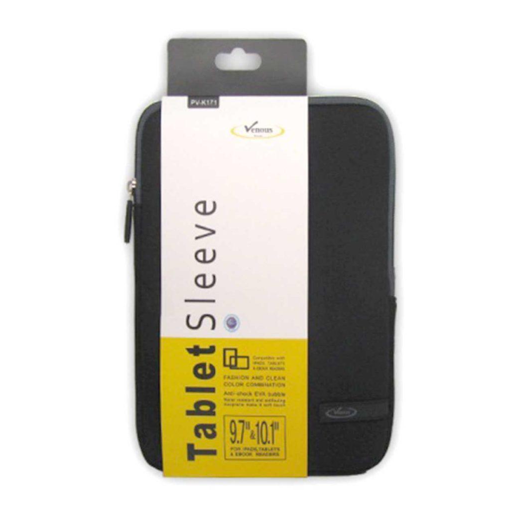 کیف تبلت 10 اینچ ونوس مدل VENOUS PV-K171 چهار رنگ – با ضربه گیر