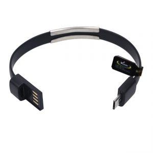 دستبند شارژر سیلیکونی ونوس مدل PV-C336