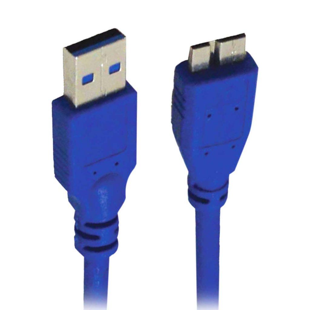 کابل هارد USB3.0 1.5 متری ونوس مدل PV-K343