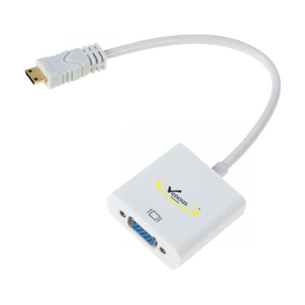 تبدیل HDMI به VGA سیم دار ونوس مدل PV-K890
