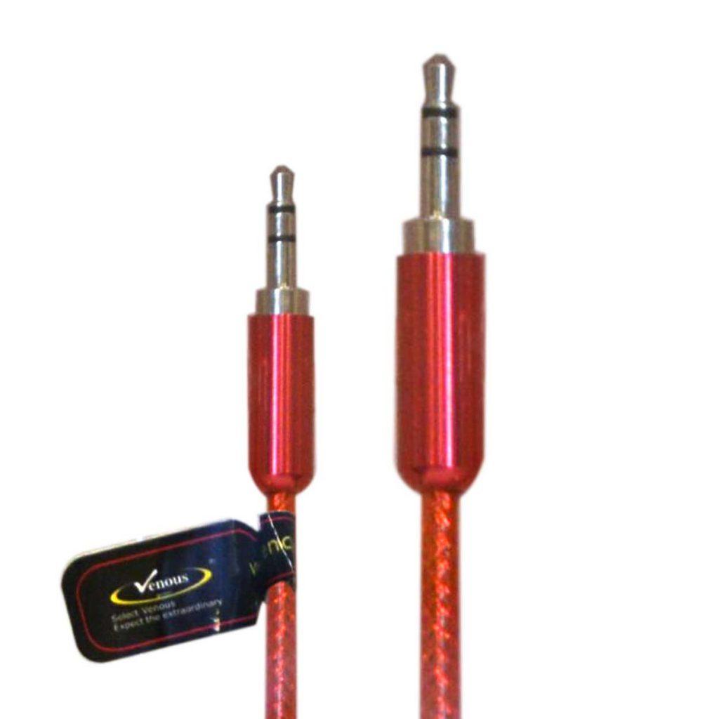 کابل AUX انتقال صدا ونوس مدل PV-K951