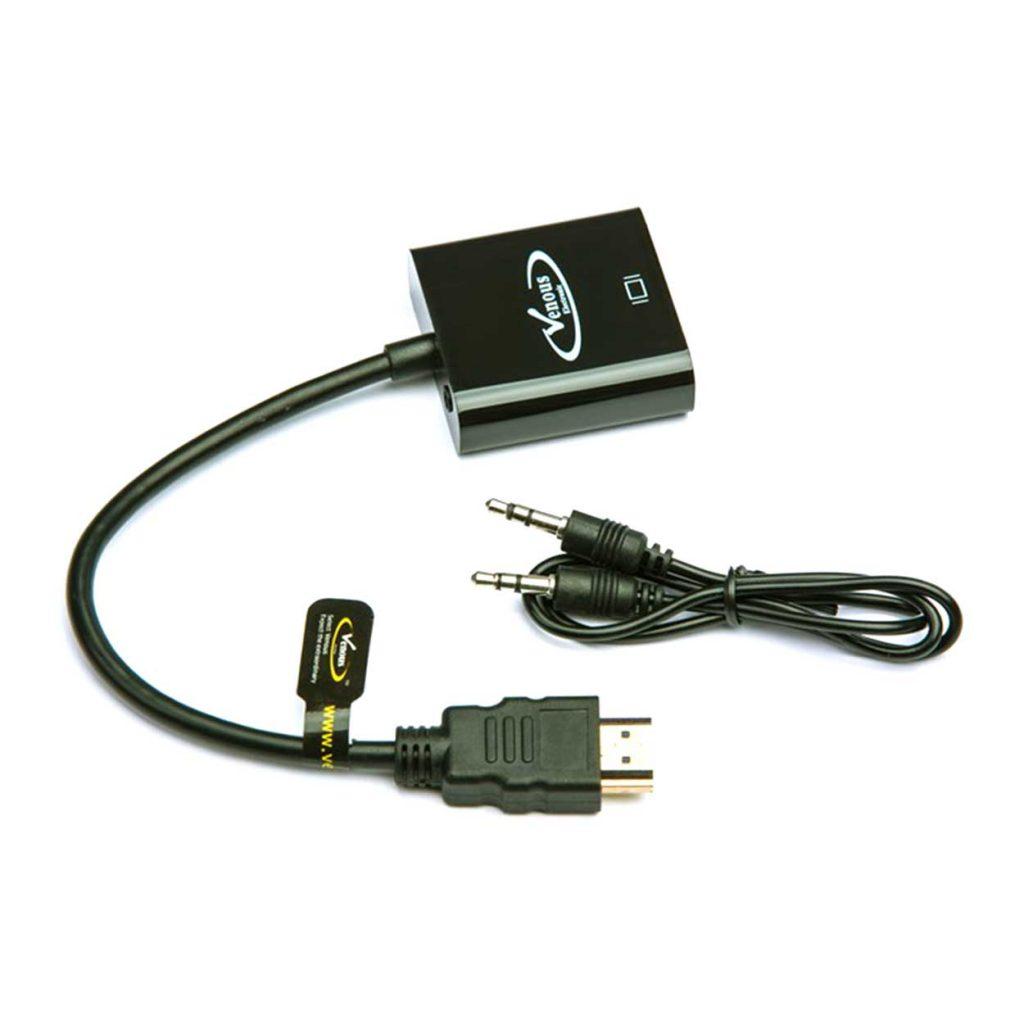 تبدیل HDMI به VGA ونوس مدل PV-T886