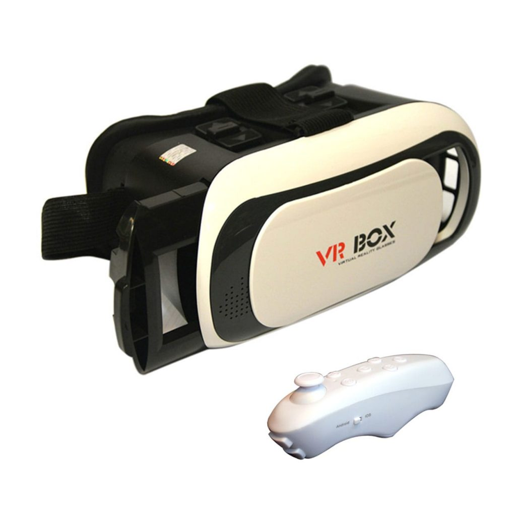 دوربین واقعیت مجازی VR BOX