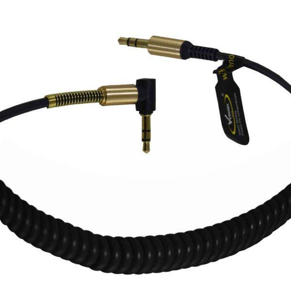 کابل انتقال صداي ۳٫۵ ميلي متري فنری ونوس مدل PV-K966