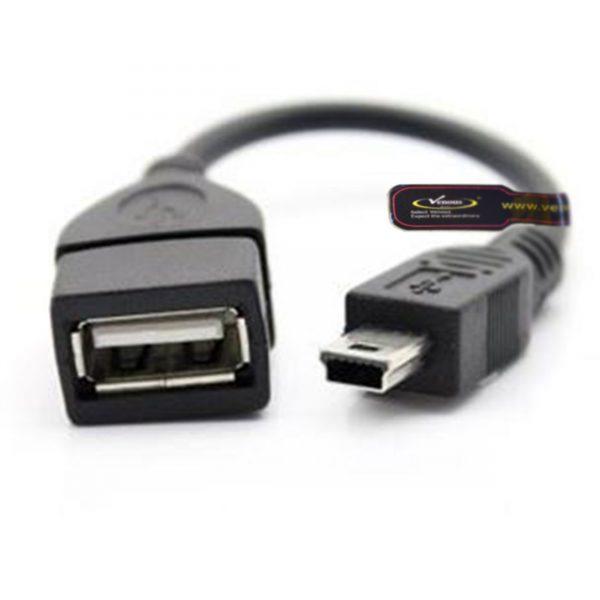 کابل تبدیل USB به ذوزنقه ونوس مدل PV-C900