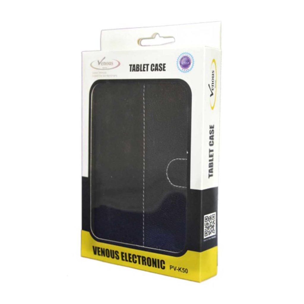 کیف تبلت7 اینچ ونوس مدل VENOUS PV-K50 تک رنگ مشکی