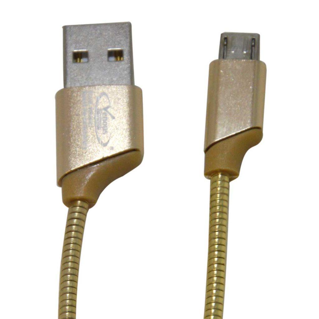 کابل شارژ و انتقال دیتا USB2 ونوس مدل PV-K355