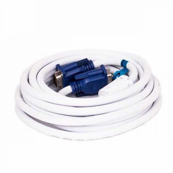 کابل VGA یک و نیم متری ونوس (VENOUS) مدل PV-K102 (کیفیت عالی) بدون نویز
