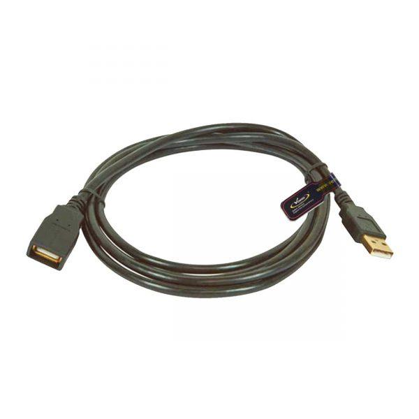 کابل افزایش USB یک و نیم متری ونوس (VENOUS) مدل PV-K190