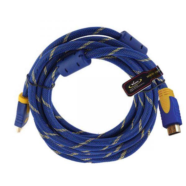 کابل کنفی 5 متری HDMI ونوس مدل PV-K204