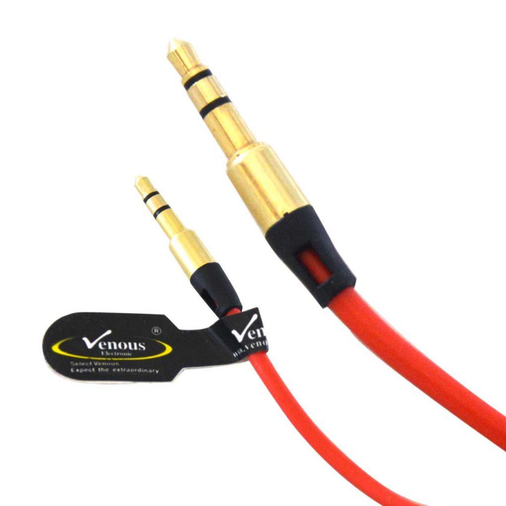 کابل 1متری انتقال صدا AUX ونوس مدل PV-K921