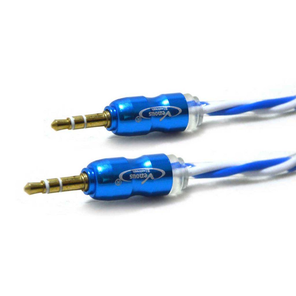 رابط 1 به 1 دو رنگ سر فلزی درجه 1 ونوس مدل VENOUS PV-K968