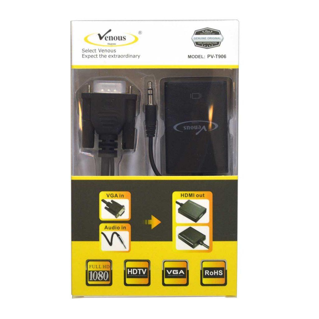 مبدل HDMI به VGA ونوس PV-T906