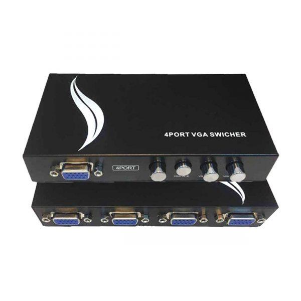 دیتا سوئیچ 1 به 2 VGA ونوس مدل PV-T980